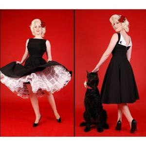 Bettie Page/ Tatyana Jazmin Swing Dress